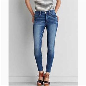 AEO High Rise Jegging